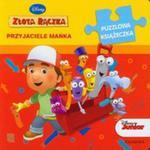 Złota Rączka. Przyjaciele Mańka. Puzzlowa książeczka w sklepie internetowym Booknet.net.pl
