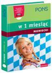 Pons Niemiecki w 1 miesiąc z płytą CD w sklepie internetowym Booknet.net.pl