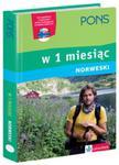 Pons Norweski w 1 miesiąc z płytą CD w sklepie internetowym Booknet.net.pl
