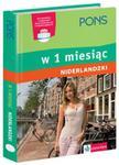 Pons Niderlandzki w 1 miesiąc z płytą CD w sklepie internetowym Booknet.net.pl
