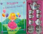 Przyjęcie u księżniczki Amelii w sklepie internetowym Booknet.net.pl