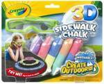 Kreda 3D zestaw mały Crayola w sklepie internetowym Booknet.net.pl