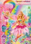 Barbie Magia tęczy Opowieść z naklejkami w sklepie internetowym Booknet.net.pl