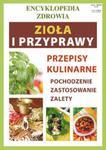Zioła i przyprawy w sklepie internetowym Booknet.net.pl