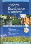 Oxford Excellence for matura. Podręcznik z repetytorium do języka angielskiego w sklepie internetowym Booknet.net.pl