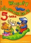 Wesoły elementarz 5-latka w sklepie internetowym Booknet.net.pl