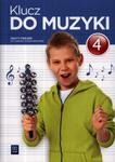 Klucz do muzyki. Klasa 4, szkoła podstawowa. Muzyka. Zeszyt ćwiczeń w sklepie internetowym Booknet.net.pl