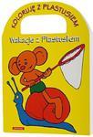 Koloruję z plastusiem. Wakacje z plastusiem w sklepie internetowym Booknet.net.pl