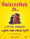 Uwierzyłbyś, że... w 1400 roku umiejętność czytania mogła uratować życie?! w sklepie internetowym Booknet.net.pl