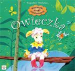Wierszyki dla najmłodszych Owieczka w sklepie internetowym Booknet.net.pl