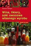 Wina, likiery, soki owocowe własnego wyrobu w sklepie internetowym Booknet.net.pl
