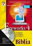 Fireworks 4. Biblia w sklepie internetowym Booknet.net.pl