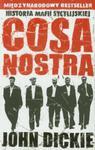 Cosa Nostra Historia mafii sycylijskiej w sklepie internetowym Booknet.net.pl