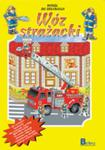 Wóz strażacki. Model do składania w sklepie internetowym Booknet.net.pl