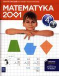 Matematyka 2001. Klasa 4, szkoła podstawowa, część 1. Matematyka. Zeszyt ćwiczeń w sklepie internetowym Booknet.net.pl