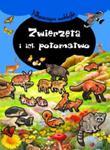 Zwierzęta i ich potomstwo. Błyszczące naklejki w sklepie internetowym Booknet.net.pl