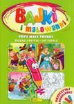 Trzy małe świnki Piękna i Bestia Jaś Fasola Przeczytaj i pokoloruj w sklepie internetowym Booknet.net.pl