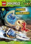 Lego Ninjago. Zadanie: naklejanie! w sklepie internetowym Booknet.net.pl