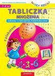 Nasza szkoła. Tabliczka mnożenia. Zabawy i ćwiczenia matematyczne (7-8 lat) w sklepie internetowym Booknet.net.pl
