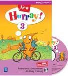 New Hurray! Klasa 3. Podręcznik z ćwiczeniami w sklepie internetowym Booknet.net.pl
