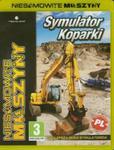 Niesamowite Maszyny Symulator Koparki w sklepie internetowym Booknet.net.pl
