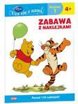 Disney Ucz się z nami Kubuś i przyjaciele Zabawa z naklejkami w sklepie internetowym Booknet.net.pl