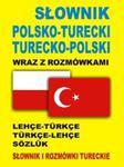 Słownik polsko turecki turecko polski wraz z rozmówkami Słownik i rozmówki tureckie w sklepie internetowym Booknet.net.pl