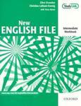 New English File Intermediate Workbook + CD w sklepie internetowym Booknet.net.pl