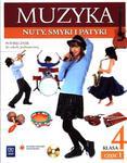 Nuty, smyki i patyki. Klasa 4, szkoła podstawowa, część 1. Muzyka. Podręcznik (+CD) w sklepie internetowym Booknet.net.pl
