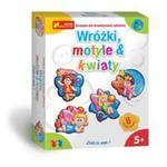 Zrób to sam Wróżki motyle i kwiaty w sklepie internetowym Booknet.net.pl