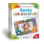 Zrób to sam Ramka radosne chwile / Ramka księżniczka w sklepie internetowym Booknet.net.pl
