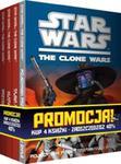 Pakiet Star Wars: Pojedynek przy strzaskanej skale / Tajna armia Doku / Klątwa piratów / Przygoda na w sklepie internetowym Booknet.net.pl