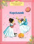 KOPCIUSZEK PONAD 50 NAKLEJEK BOOK HOUSE 9788360819470 w sklepie internetowym Booknet.net.pl