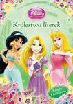 Disney Księżniczka Królestwo literek w sklepie internetowym Booknet.net.pl