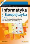 Informatyka Europejczyka. Gimnazjum. Informatyka. Zeszyt ćwiczeń. Windows XP, Linux Ubuntu w sklepie internetowym Booknet.net.pl