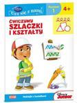 Disney Ucz się z nami Złota Rączka Ćwiczymy szlaczki i kształty w sklepie internetowym Booknet.net.pl