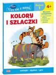 Disney ucz się z nami Kubuś i przyjaciele Kolory i szlaczki w sklepie internetowym Booknet.net.pl