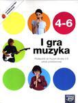 I gra muzyka. Klasa 4-6, szkoła podstawowa. Podręcznik+Dodatek (+CD) w sklepie internetowym Booknet.net.pl