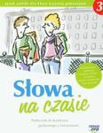 Słowa na czasie 3 język polski podręcznik w sklepie internetowym Booknet.net.pl