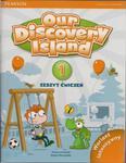 Our Discovery Island 1. Klasa 1, szkoła podstawowa. Język angielski. Zeszyt ćwiczeń (+CD) w sklepie internetowym Booknet.net.pl