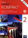 DAS IST DEUTSCH Kompakt 2 Gimnazjum Język niemiecki Podręcznik z zeszytem ćwiczeń i 2 CD) w sklepie internetowym Booknet.net.pl
