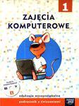 Zajęcia komputerowe. Klasa 1, szkoła podstawowa. Informatyka. Podręcznik z ćwiczeniami +CD w sklepie internetowym Booknet.net.pl