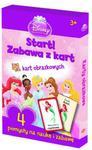 Disney Księżniczka Start Zabawa z kart w sklepie internetowym Booknet.net.pl