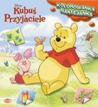 Kubuś i przyjaciele. Kolorowanka-naklejanka (NS-1) w sklepie internetowym Booknet.net.pl
