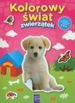 Kolorowy świat zwierzątek Pies w sklepie internetowym Booknet.net.pl