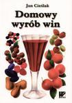 Domowy wyrób win w sklepie internetowym Booknet.net.pl