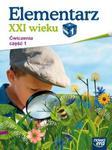 Elementarz XXI wieku. Klasa 1, szkoła podstawowa, część 1. Język polski. Ćwiczenia w sklepie internetowym Booknet.net.pl