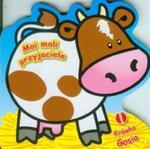Moi mali przyjaciele krówka Gosia w sklepie internetowym Booknet.net.pl