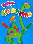 Super colorama dinozaur w sklepie internetowym Booknet.net.pl