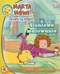 Marta Mówi Słowa są super 4 Słoniowe malowanie w sklepie internetowym Booknet.net.pl